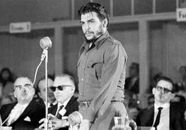 Último discurso público del Che.