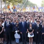 Régimen del 78 y el proceso catalán. España rota.