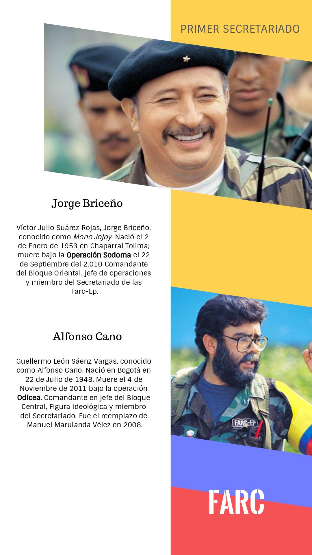 Primer Secretariado página 3