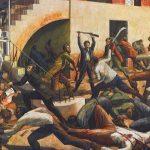 1865, Inicio de las revueltas de Morant Bay en Jamaica. Esclavitud e imperialismo.