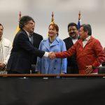 ELN y gobierno: activarán agenda en abril en búsqueda de nuevo cese al fuego.