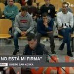 Juicio Altsasu 2016: Crónica de una gran farsa.