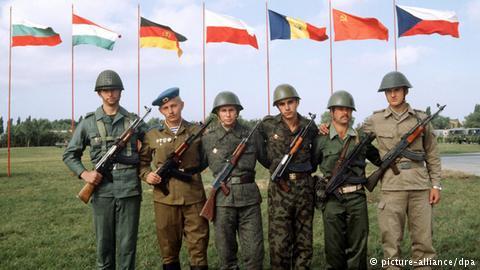 Pacto De Varsovia Aniversario De La Disolucion Del Acuerdo Contra