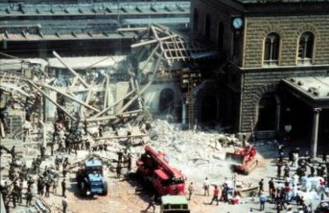 Resultado de imagen para stefano delle chiaie atentado en bologna