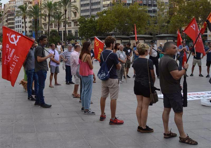 Valencia Concentración