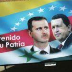 Solidaridad con la República Árabe Siria junto con la solidaridad con la República Bolivariana de Venezuela
