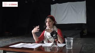 Charla de Carmen Parejo sobre Reproducción, Sexualidad y Mercado Capitalista