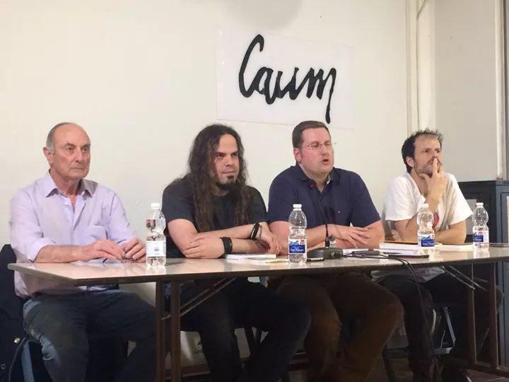 Santiago Armesilla, un vulgar nacionalista español de extrema derecha